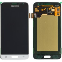 Samsung Galaxy J3 Pro LCD Screen With Digitizer Module - White